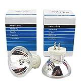 Airgoesin 5pcs 12V 75W Halogen Bulb lamps for Dental Curing LightInstrument Autoclavable