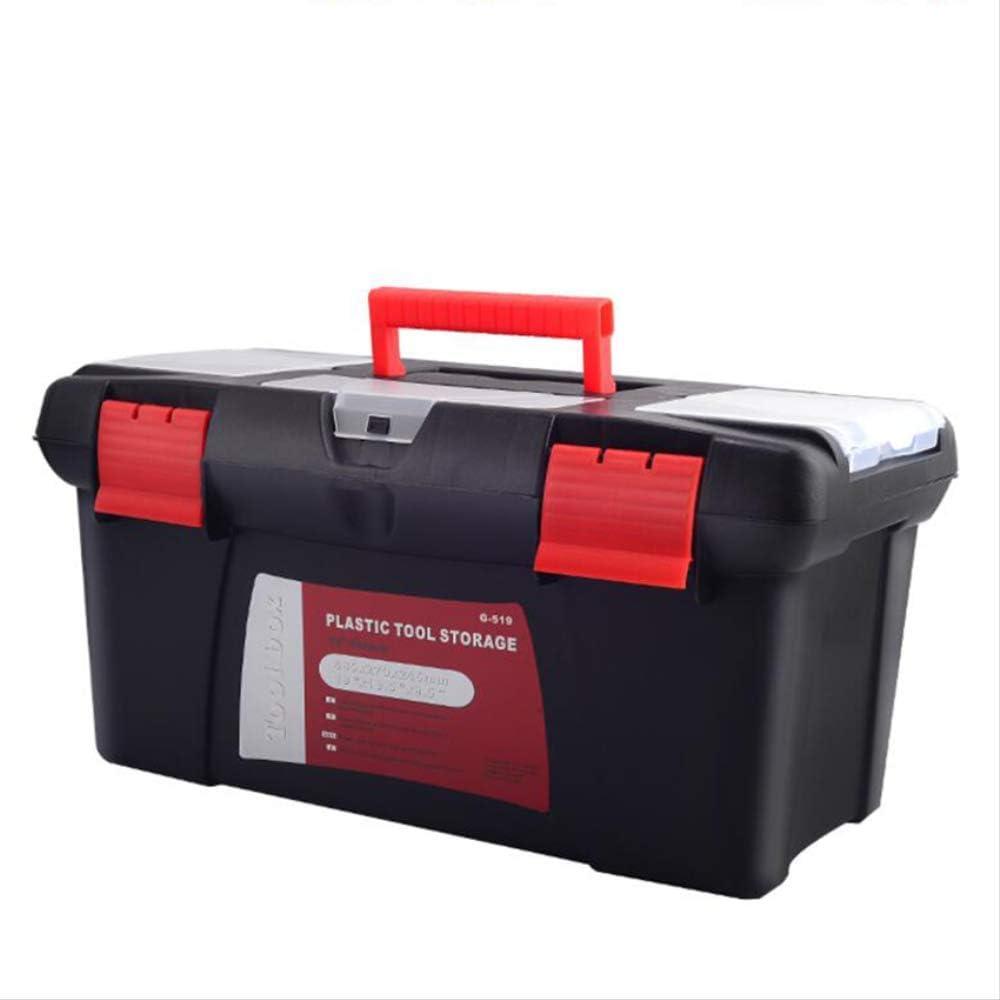 Caja de herramientas vacía para herramientas de 12 pulgadas, caja de herramientas y herramientas: Amazon.es: Bricolaje y herramientas