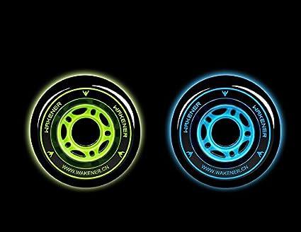 Blue TTYY Freeline Drift Skates PU Ruedas HCH RODAMIENTO Freeline Sports ABS Pedal Antideslizante Resistente al desgaste