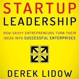 Startup Leadership Audiobook