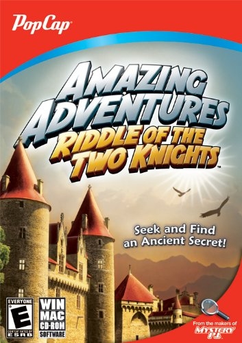 Amazing Adventures The Riddle Of Two Knights (Best Apple Ii Games)