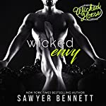 Wicked Envy: The Wicked Horse Vegas, Book 3 | Sawyer Bennett