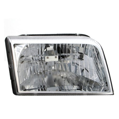 2008 Marquis (TYC 20-6905-01 2006-2009 Mercury Grand Marquis Gs Head Light Right FO2503222)