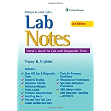 LabNotes: Nurses' Guide to Lab and Diagnostic Tests