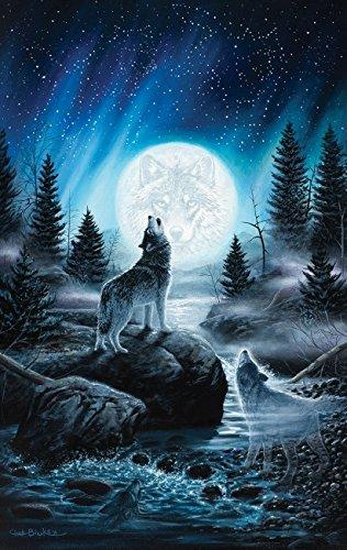 wolf 1000 piece puzzle - 4