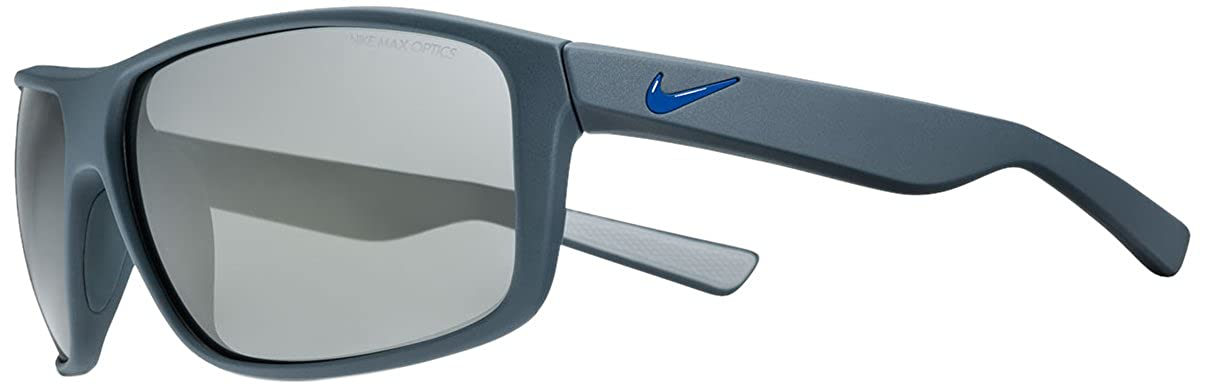 765fd542672 Nike EV0792-402 Premier 8.0 Sunglasses (Frame Grey with Gunmetal Flash  Lens)