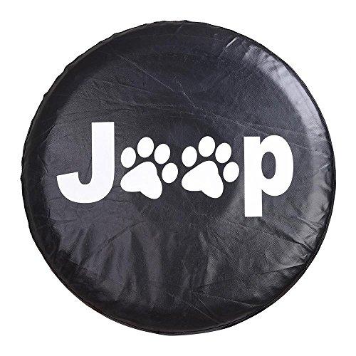 Yescom Jeep Wrangler Spare Wheel Cover