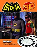 Classic ViewMaster - Batman - 1960s TV Show - 3 Reel Packet - Unsold store stock - never opened