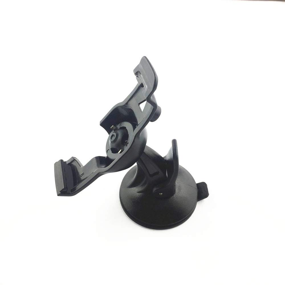 Wecooland Adjustable 360-degree Rotating Suction Cup Car Mount Stand Holder Compatible with Garmin Zumo 340LM 345LM 350LM 390LM GPS