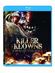 Killer Klowns From Outer Space [Reino Unido] [Blu-ray]