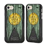 Official HBO Game Of Thrones Tyrell Sigil Flags Black Fender Case for Apple iPhone 7 / iPhone 8