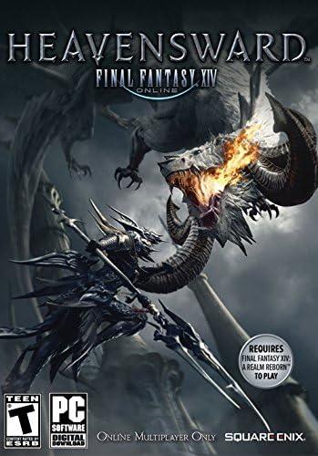 Amazon com: FINAL FANTASY XIV: Heavensward [Online Game Code