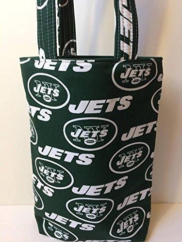 - New York Jets Tote Bag, New York Jets Gift Bag, New York Jets Hostess Gift, New York Jets Fan, NFL Gift for Boy, NFL Gift Wrap, New York Jets Baby