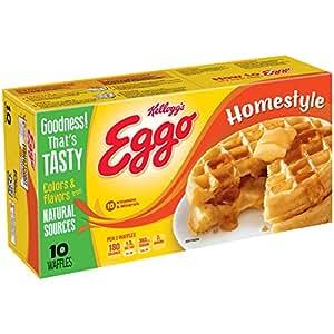 Eggo, Homestyle Waffles, 10ct (frozen)