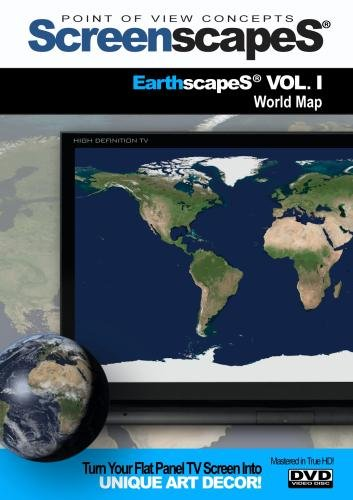 ScreenscapeS- World Map / Earth