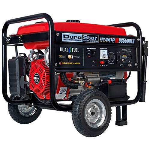 DuroStar DS5500EH 5500 Watt