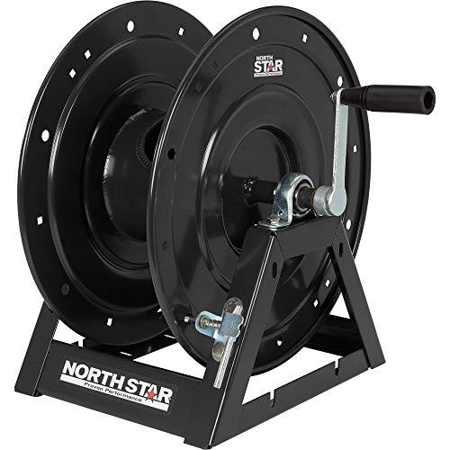 NorthStar Heavy-Duty A-Frame Hose Reel - 5000 PSI, 150ft. Capacity