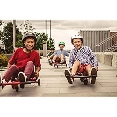 EzyRoller Classic Ride On - Black: Toys & Games