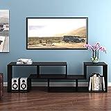 DEVAISE Versatile TV Stand, Entertainment Center