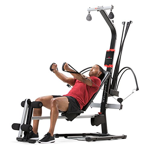 Bowflex complete home gym