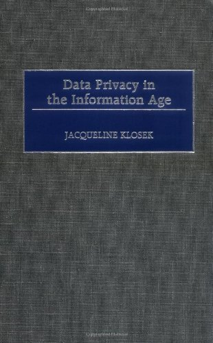 Download Data Privacy in the Information Age Pdf