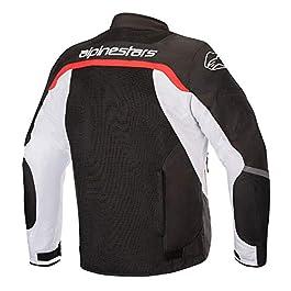 Alpinestars Viper V2 Air Jacket (Black White Bright Red, XL)