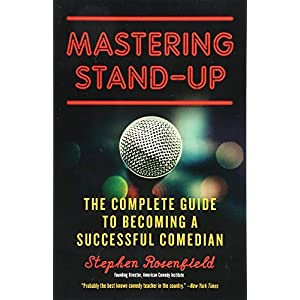 Mastering Stand-Up | NEW COMEDY TRAILERS | ComedyTrailers.com