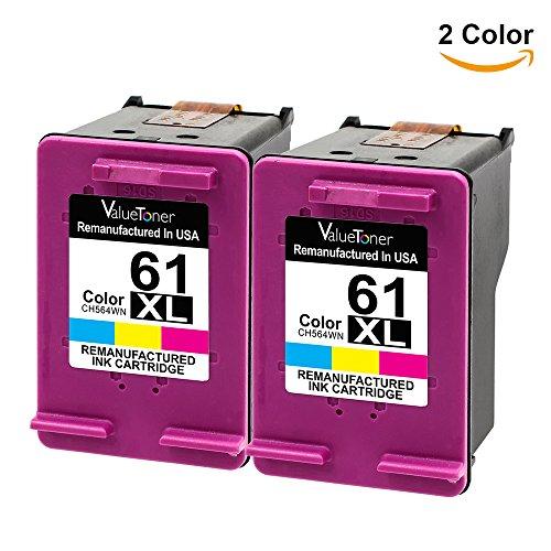 Valuetoner Remanufactured Cartridge Replacement Tri Color product image