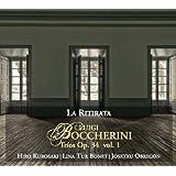 Boccherini: String Trios Op. 34: Vol. 1