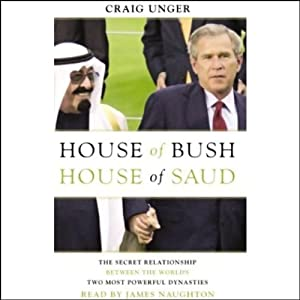 House of Bush, House of Saud Hörbuch