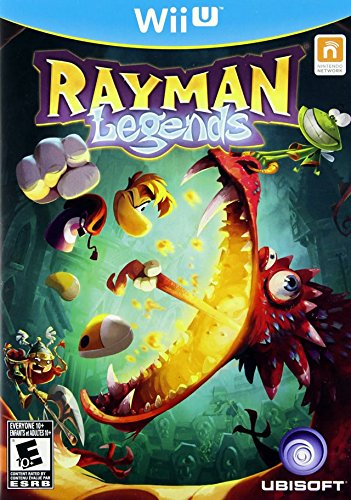 Rayman Legends by Ubisoft