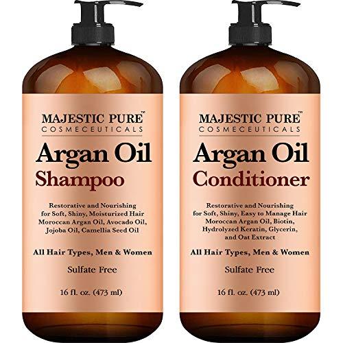 Argan Oil Shampoo and