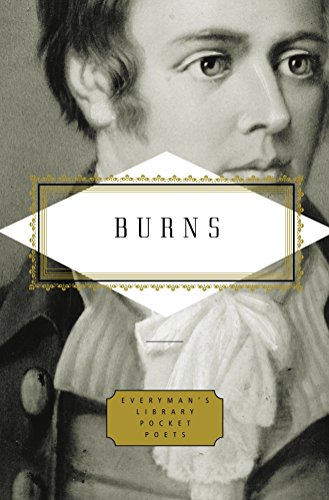 Burns: Poems (Everyman's Library Pocket Poets Series)