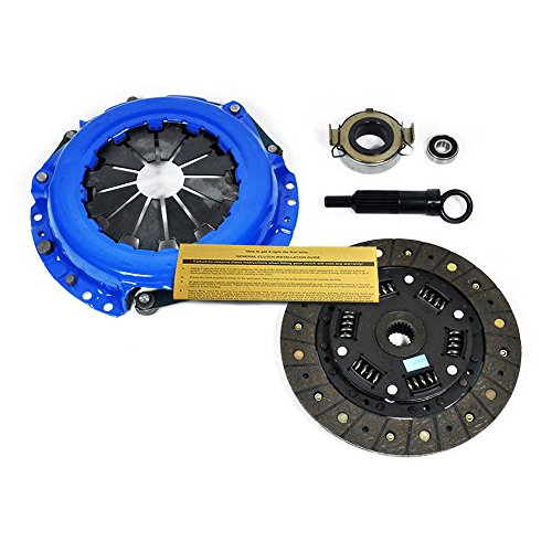 EFT STAGE 1 CLUTCH KIT 1991-97 TOYOTA CELICA ST 1.6L 2000-2005 GT GT-S 1.8L 4CYL (1.6l Disc Clutch Kit)