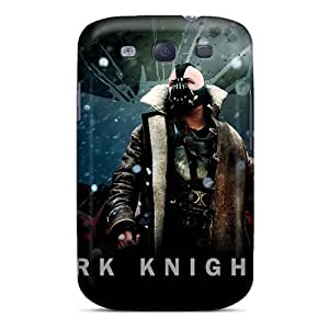 New Arrival The Dark Knight Rises Official 2 For Galaxy S3 Case Cover