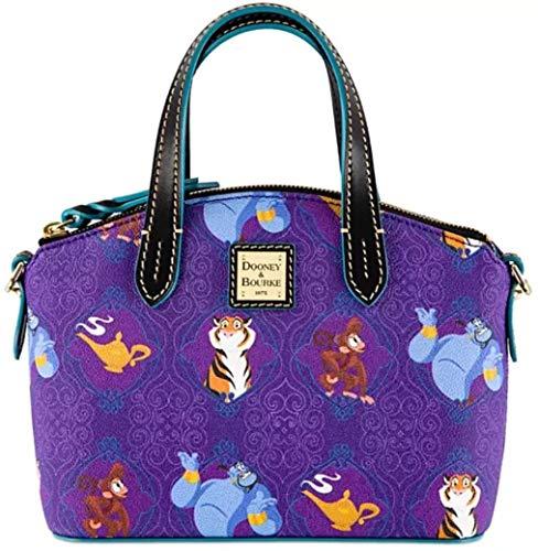 Disney Aladdin Satchel Bag Purse by Dooney & Bourke (Handbag Tinkerbell Dooney)