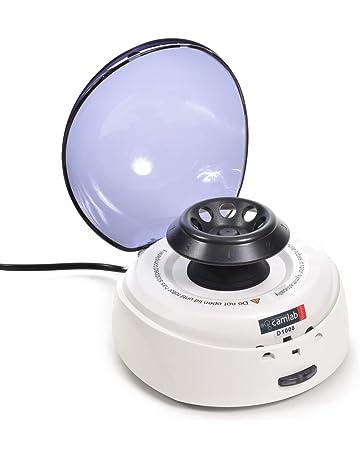 Mini centrifugadora con tapa Camlab D1008, azul, 1
