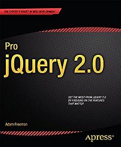 Pro jQuery 2.0 (Expert's Voice in Web Development)