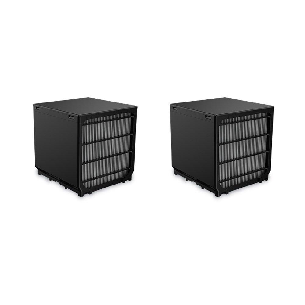 Evapolar Cartucho de evaporación de Repuesto 2 Paquetes, para el Dispositivo individualde enfriamiento y humidificación del Aire evaLIGHT EV-1000