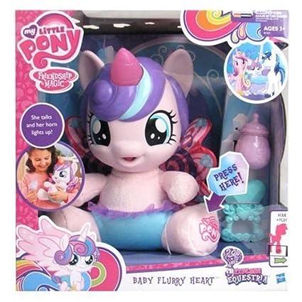 amazon com my little pony baby flurry heart pony figure g14e6ge4r