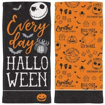 The Nightmare Before Christmas Kitchen Towels 2ct ()