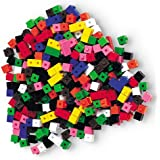 Learning Resources Interlocking Gram Unit Cubes Set of 1,000