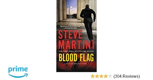 Amazon com: Blood Flag: A Paul Madriani Novel (9780062328984