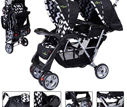 Age For Using Jogging Stroller - 1