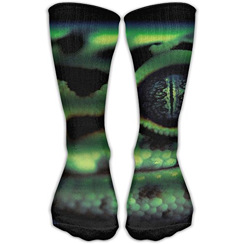 Reptile Gecko Compression Socks Sports Stockings Long Socks Football Socks (Reptile Bootie)