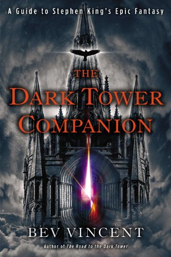 Amazon the dark tower companion a guide to stephen kings epic the dark tower companion a guide to stephen kings epic fantasy by vincent fandeluxe Images
