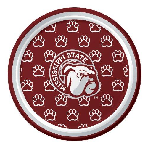 Creative Converting Mississippi Bulldogs Dessert