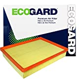 ECOGARD XA4868 Premium Engine Air Filter Fits 2003-2011 Saab 9-3, 2010-2011 Saab 9-3X