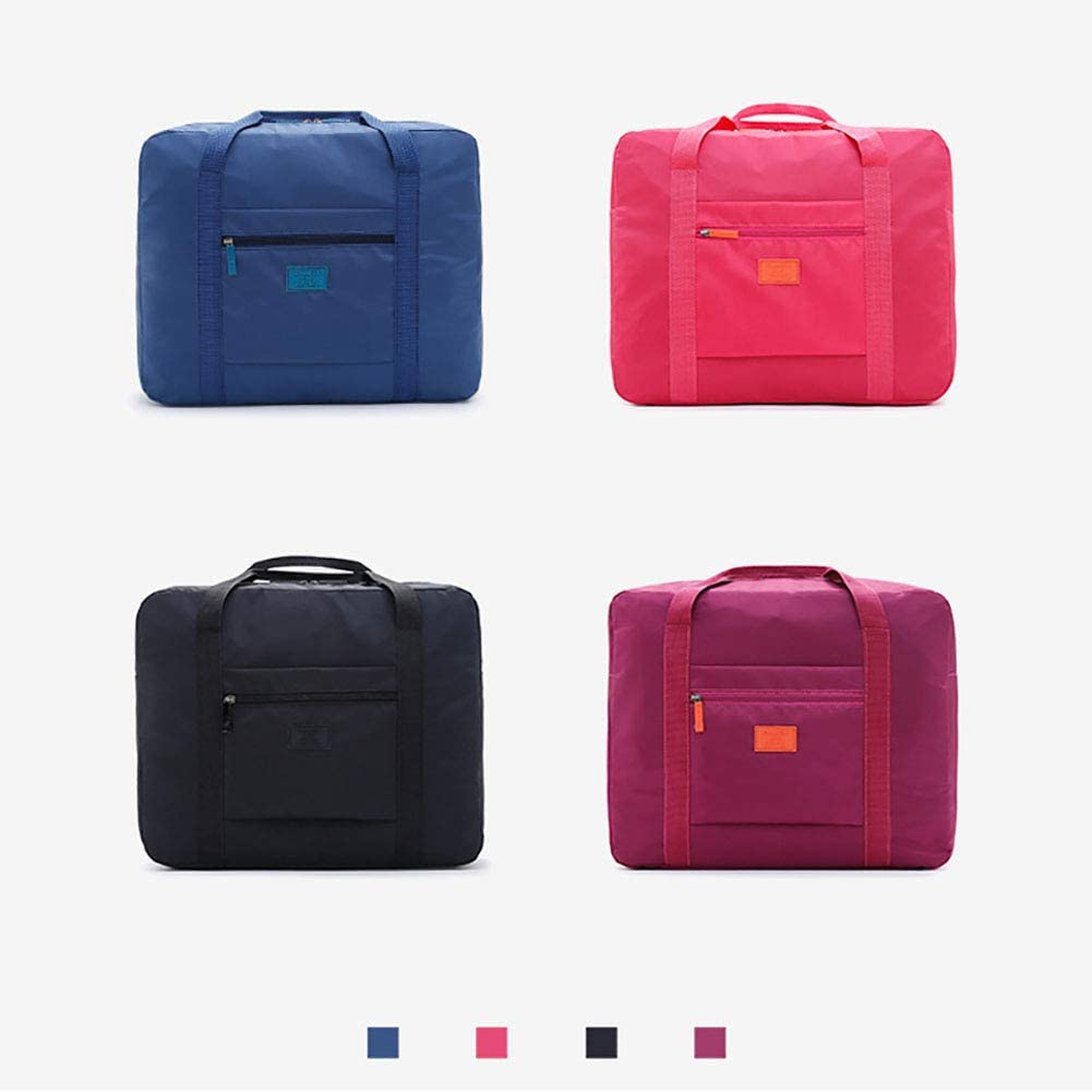 Lightweight Travel Storage Luggage Bag Large Capacity Portable Business Sports Gym Vacation Travel Bag for Men and Women Chinashow Foldable Waterproof Travel Sport Duffel Bag