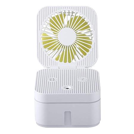 XXxx SUNLMG Creativo USB Cubo humidificador Ventilador de ...